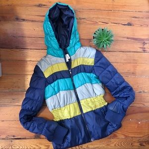Amazing, Retro-style Zip-Up Jacket